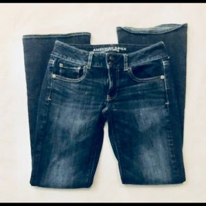 American Eagle jeans size 4 regular